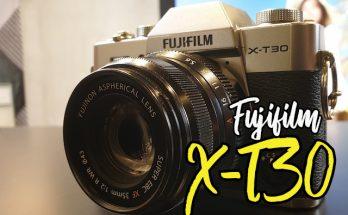 pelancaran fujilfilm x-t30 malaysia