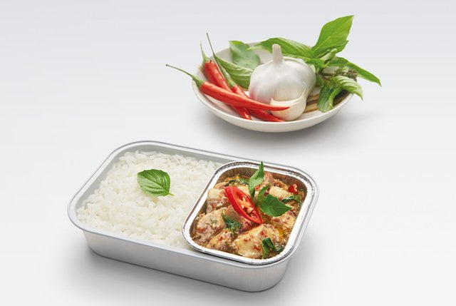 AirAsia ThaiBasil-Chicken-with-Rice