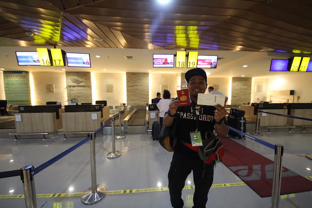 Garuda Air Ngurah Rai Ke Bandar Udara Komodo