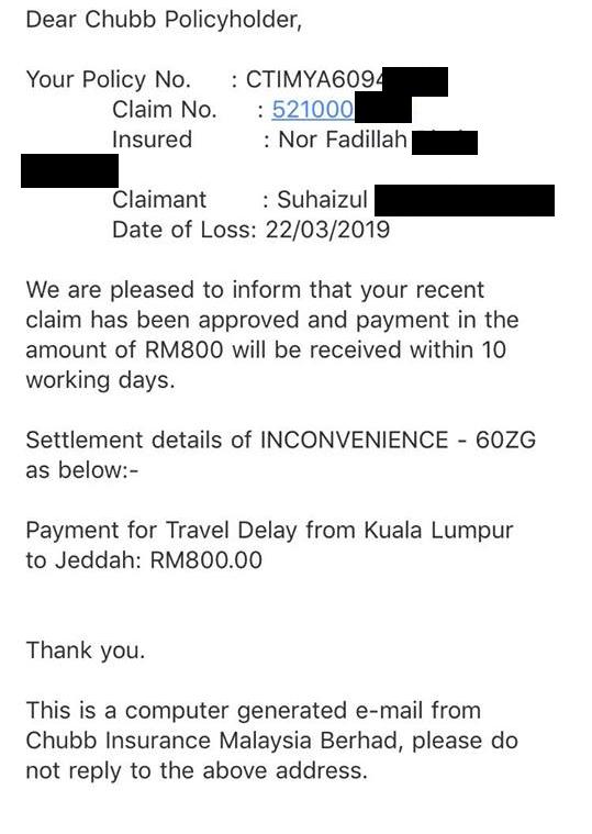 Travel Insurance Terbaik
