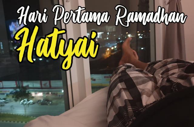 Hari Pertama Ramadhan Di Hatyai 01