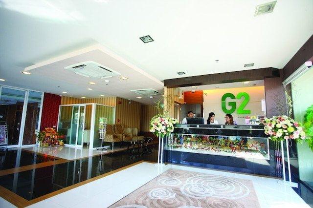 Hotel Review G2 Hotel Hatyai Songkla