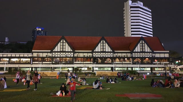 Iftar 2019 Dataran Merdeka