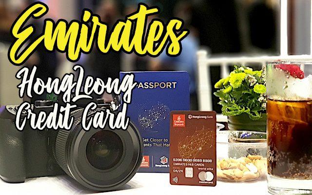Kumpul Skywards Dengan Kad Kredit Emirates HLB