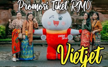 Vietjet Tawar Tiket RM0 Ke Seluruh Asia