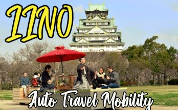 Auto Travel Mobility Services IINO At Osaka Castle Park