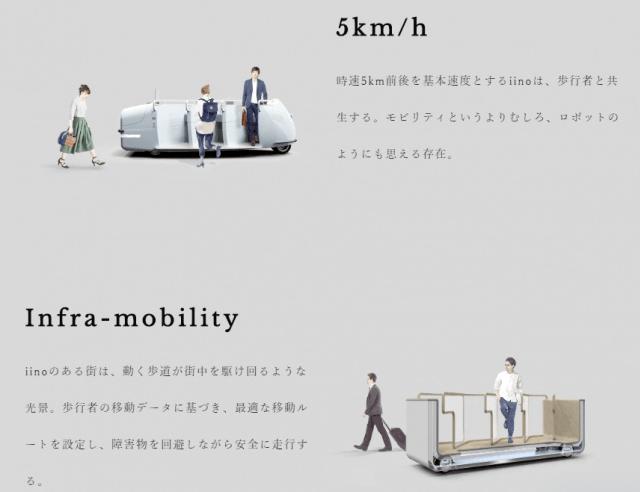 Auto Travel Mobility Services IINO At Osaka Castle Park