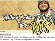 Kembara-Keliling-India-Selama-93-Hari-Tanpa-Kos-Vishaal-Henry-01