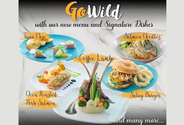 menu ala carte best western icity 03