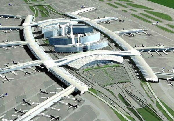 Kos Tambang Dari Airport Guangzhou Ke Pusat Bandar 00
