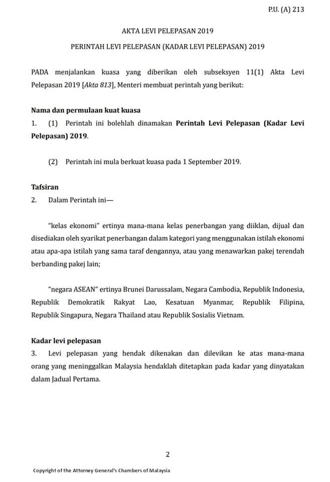 bayaran levi pelepasan 2019 malaysia 02