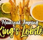 Food Review Kings Lobster Mainroad Ampang 01 copy