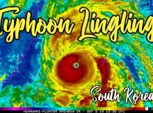 Typhoon-Lingling-September-2019-Korea-01