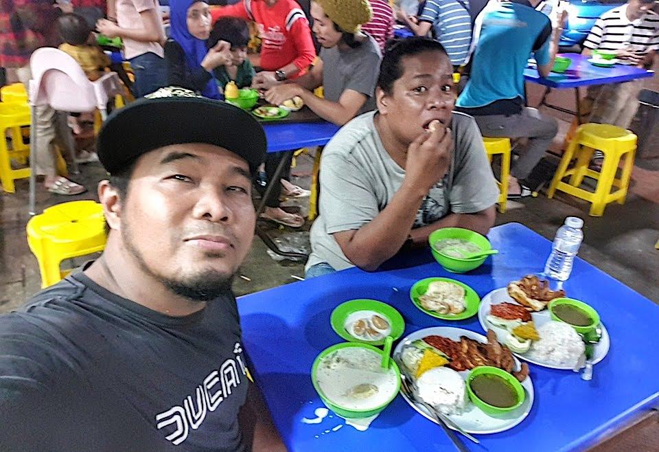 gerai cendol durian runtuh chow kit 04