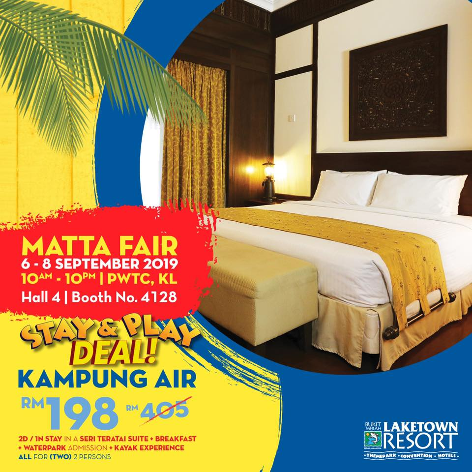 promosi murah matta fair 2019 bukit merah laketown resort 02