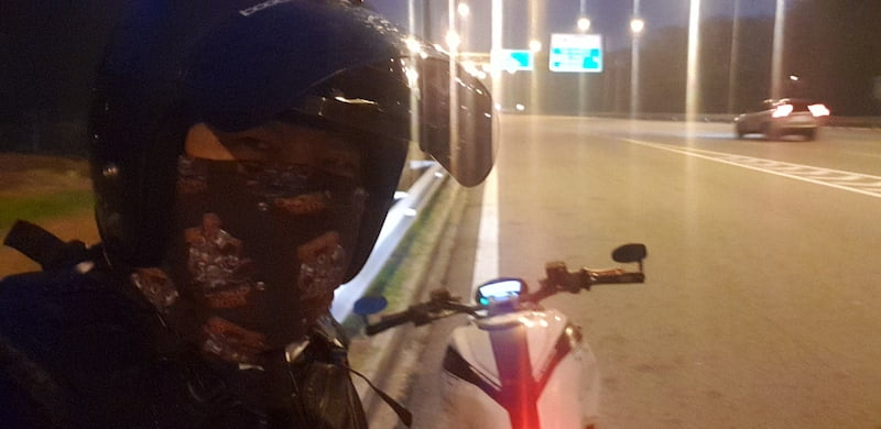 weekend ride kuala lumpur klang 01