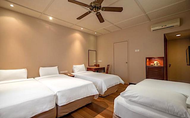 Hotel Review Berjaya Tioman Resort 06
