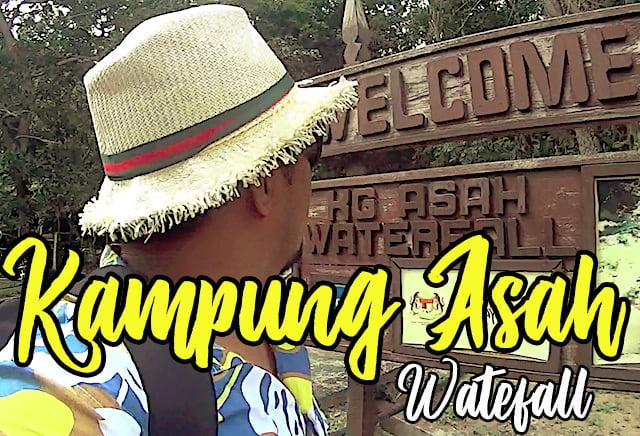 Kampung Asah Waterfall Pulau Tioman 01