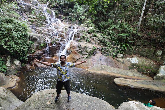 Kampung Asah Waterfall Pulau Tioman 05