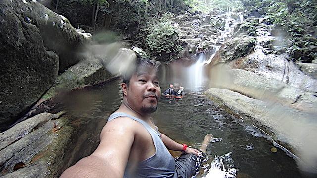 Kampung Asah Waterfall Pulau Tioman 06