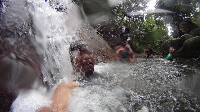 Kampung Asah Waterfall Pulau Tioman 07