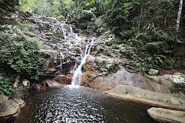 Kampung Asah Waterfall Pulau Tioman 08