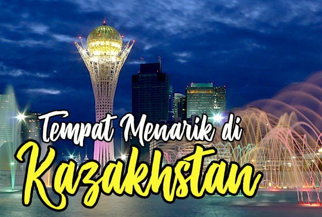 kenapa kazakhstan semakin menjadi tarikan pelancong 01 baiterek tower copy