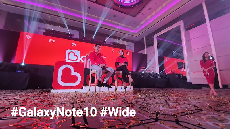 gambar dari Galaxy Note10