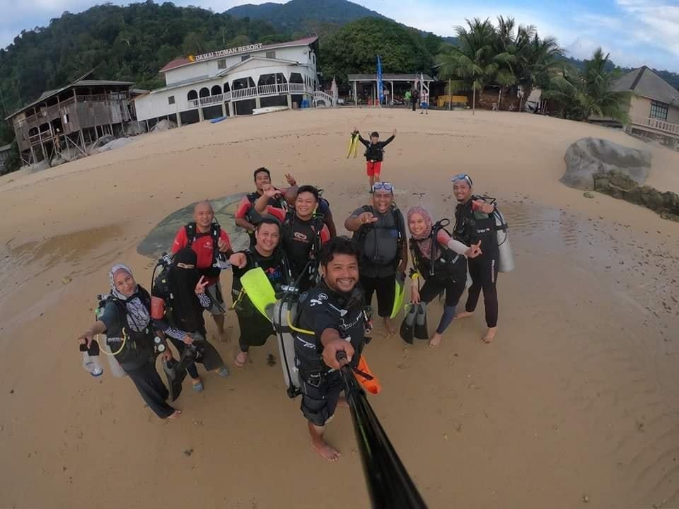 Pengalaman+Scuba+Diving+Di+Kampung+Genting+Pulau+Tioman+02