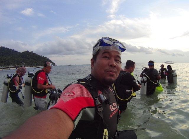 Pengalaman+Scuba+Diving+Di+Kampung+Genting+Pulau+Tioman+04