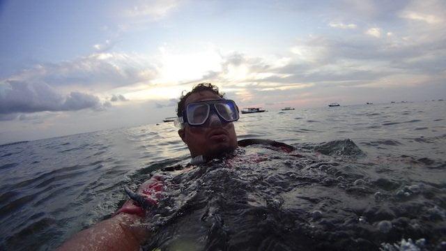 Pengalaman Scuba Diving Pulau Tioman