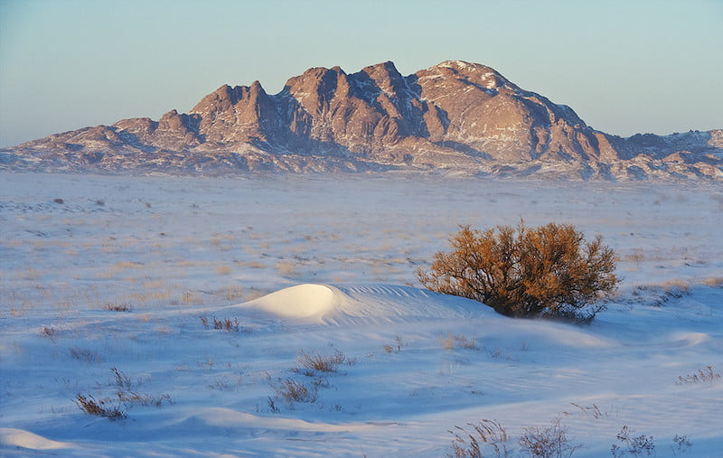 Tempat Menarik di Kazakhstan Bektau-ata