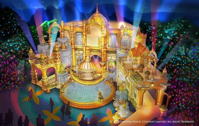 Carnival-Magic-Park-Phuket Tarikan Terbaru Di Thailand 02