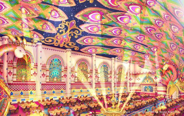 Carnival-Magic-Park-Phuket Tarikan Terbaru Di Thailand 03