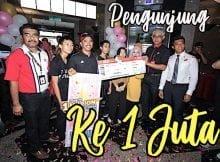 Pengunjung Ke 1 Juta Menara Kuala Lumpur 2019 2 copy