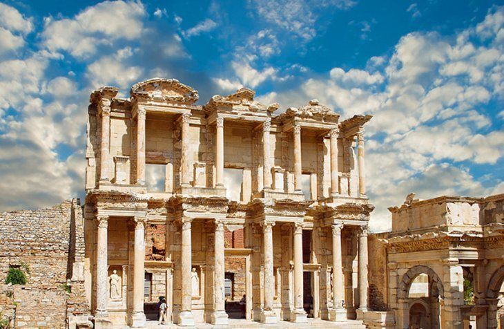 Tempat-Popular-Di-Turki 05 Ephesus