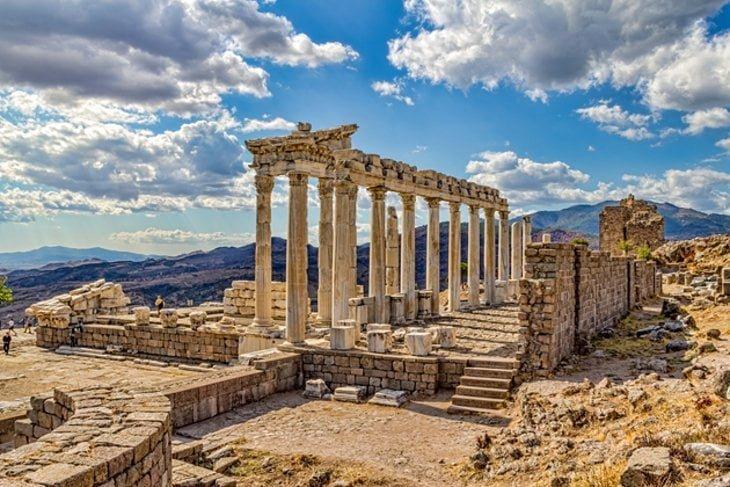 Tempat-Popular-Di-Turki 09 Pergamun