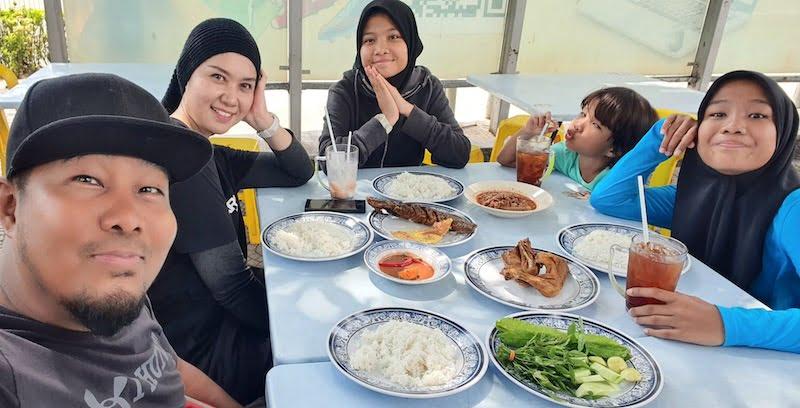 Restoran Ayam Kampung Hassan Kampung Baru