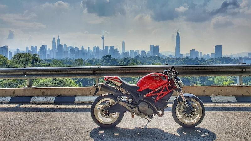 Pemandangan KL Dari Bukit Changkat Tunku 04