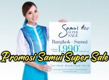 Promosi Samui Super Sale Bangkok Airways 01 copy