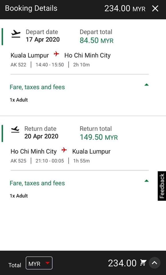 Promosi Tiket Murah AirAsia Diskaun 30 Peratus 02