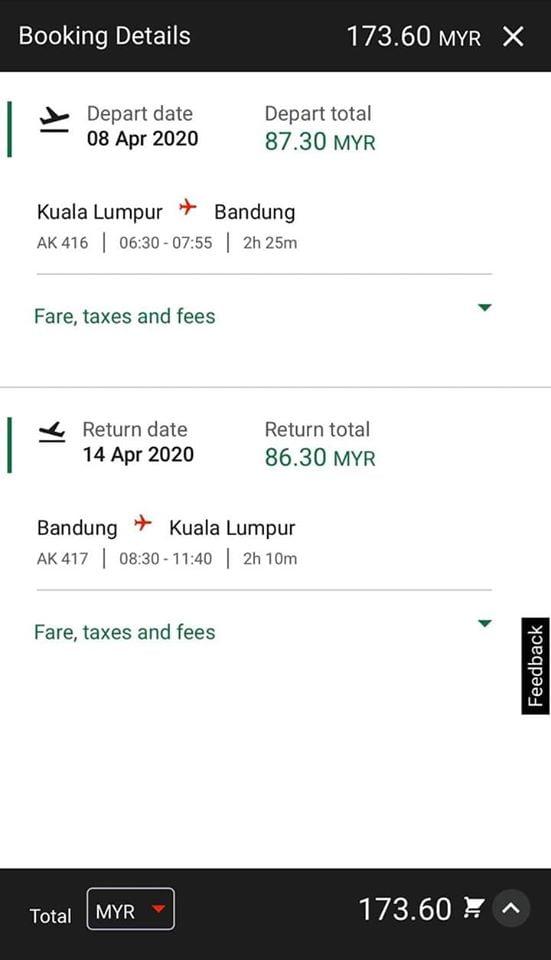 Promosi Tiket Murah AirAsia Diskaun 30 Peratus 05