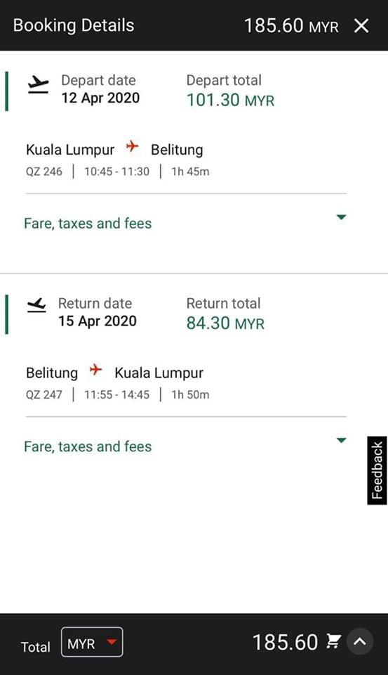 Promosi Tiket Murah AirAsia Diskaun 30 Peratus 07