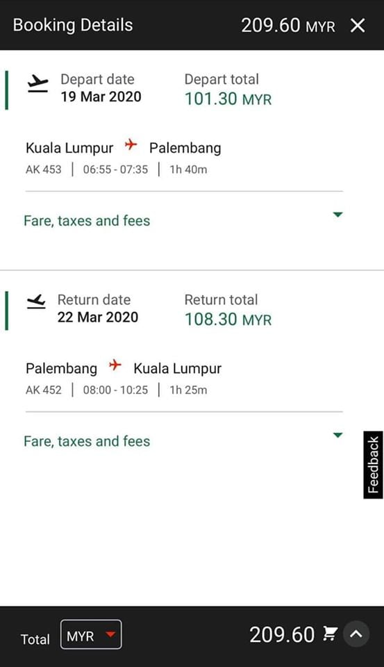 Promosi Tiket Murah AirAsia Diskaun 30 Peratus 08