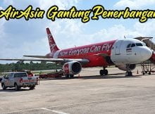 AirAsia Gantung Sementara Semua Penerbangan Semua Destinasi