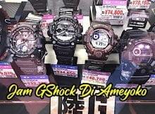 Beli Jam GShock Di Ameyoko Street UENO Tokyo 01