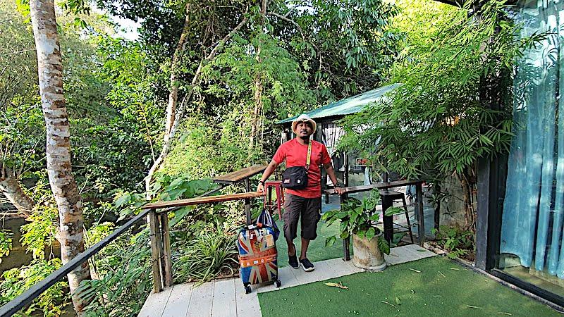 Hotel Review Satun Riverside Resort Halal Muslim 02