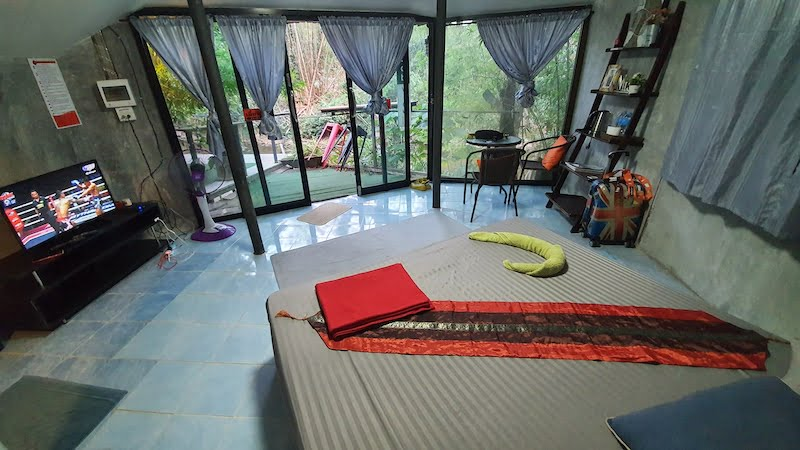 Hotel Review Satun Riverside Resort Halal Muslim 07