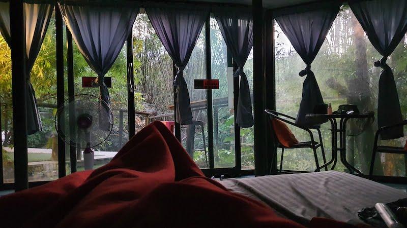 Hotel Review Satun Riverside Resort Halal Muslim 08