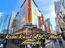 Kedai Kasut ABC-Mart Ameyoko Street UENO 01 copy